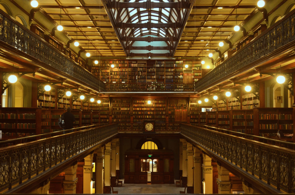 Mortlock Wing, State Library, Adelaide, SA.