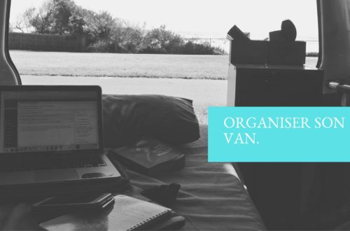 organiser son van