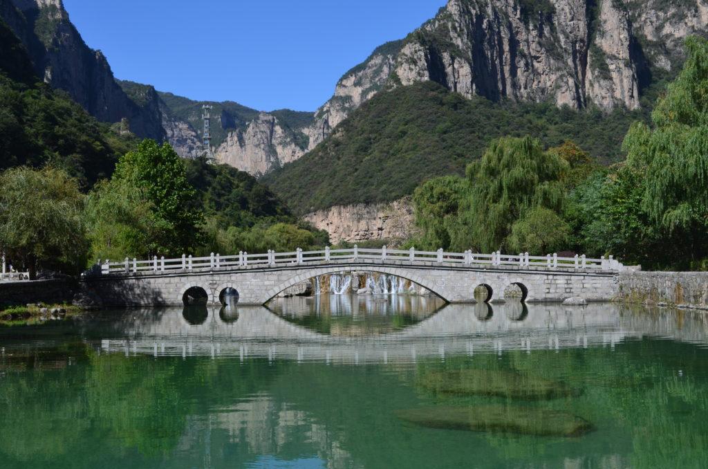 La beauté de la nature (Montagnes du Yuntai, Chine 2018)