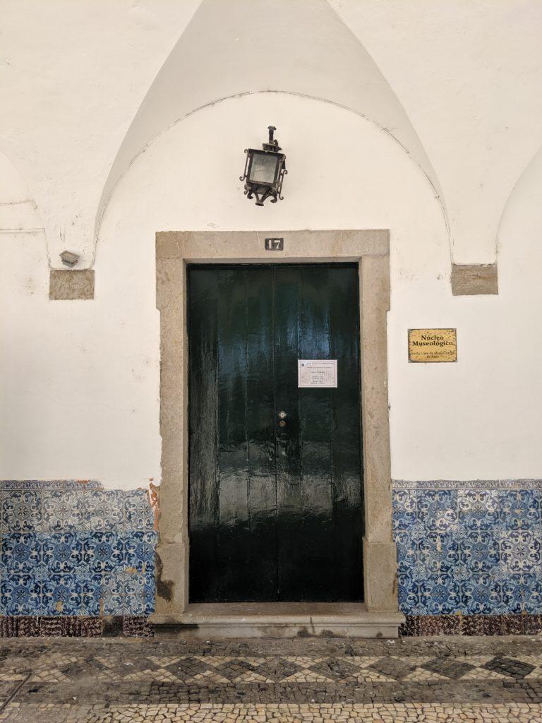 Les célèbres azulejos portugais
