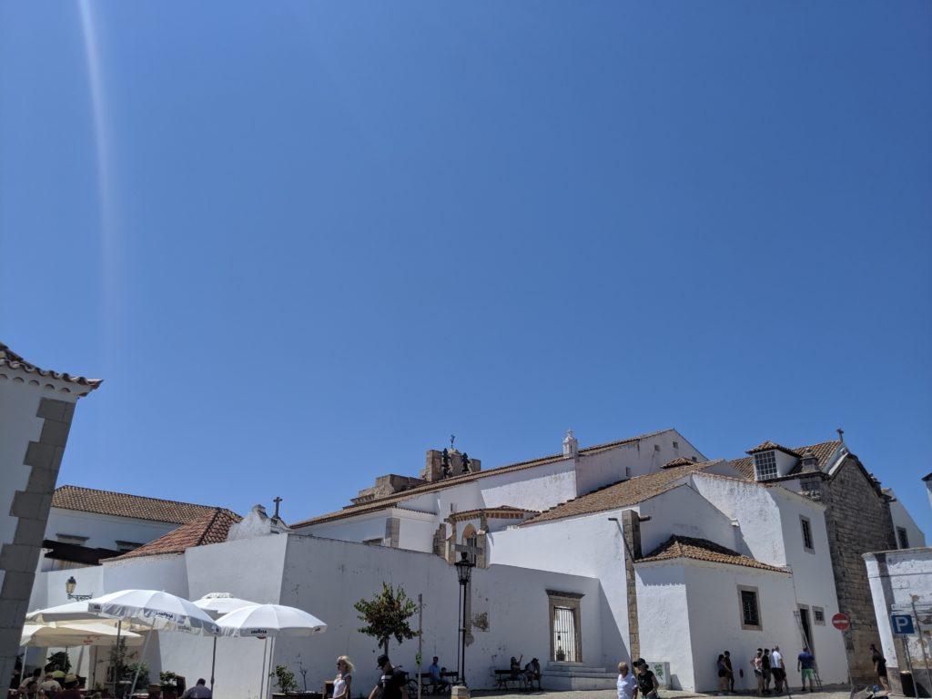Centre historique de Faro