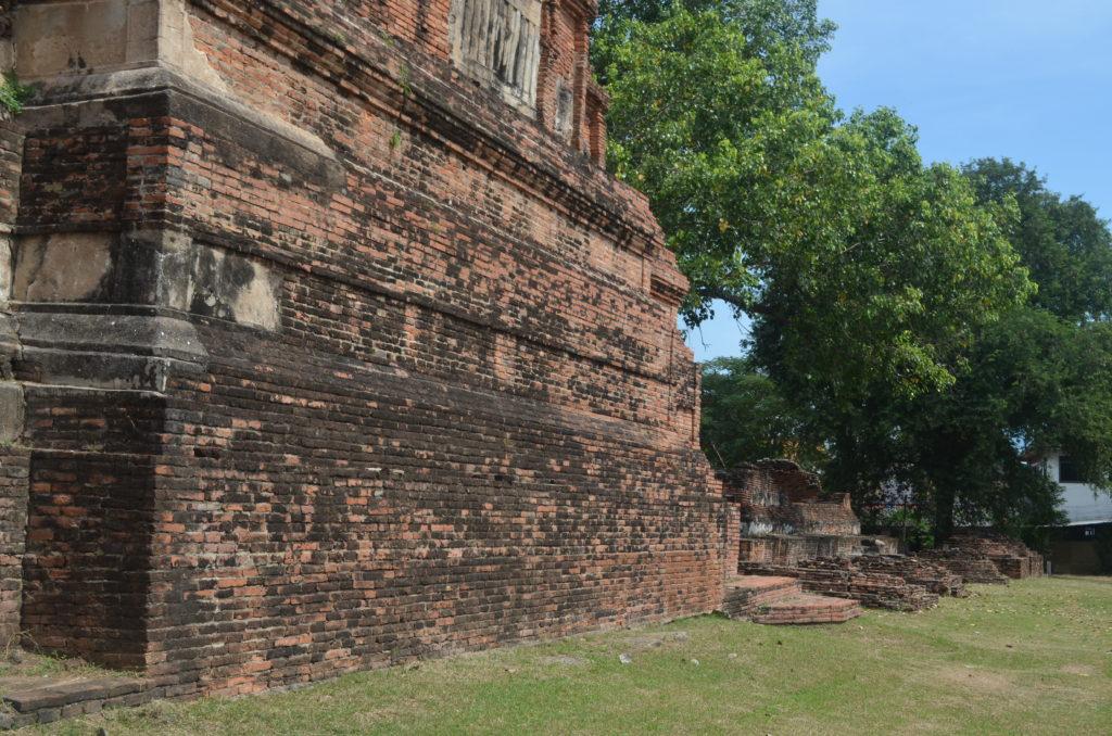 Les ruines d'Ayutthaya