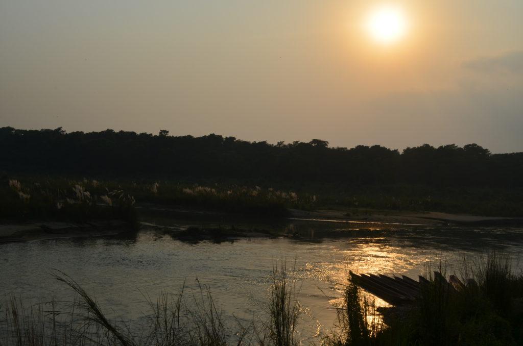 Chitwan et ses rivières