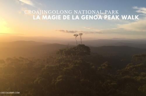 Genoa Peak Walk Australia