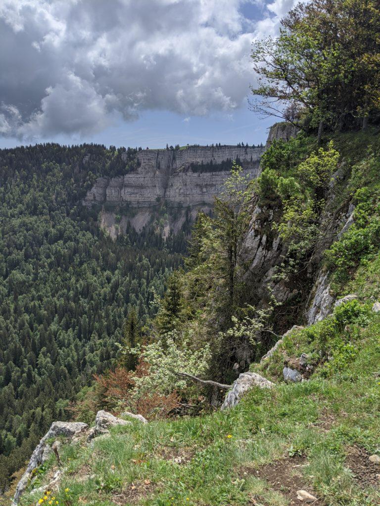 Creux-du-Van Jura suisse randonnée