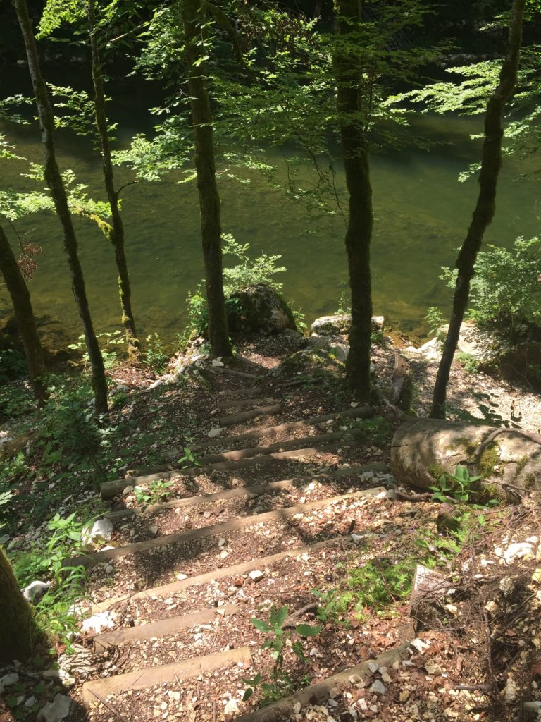 Randonnée du Saut du Doubs
